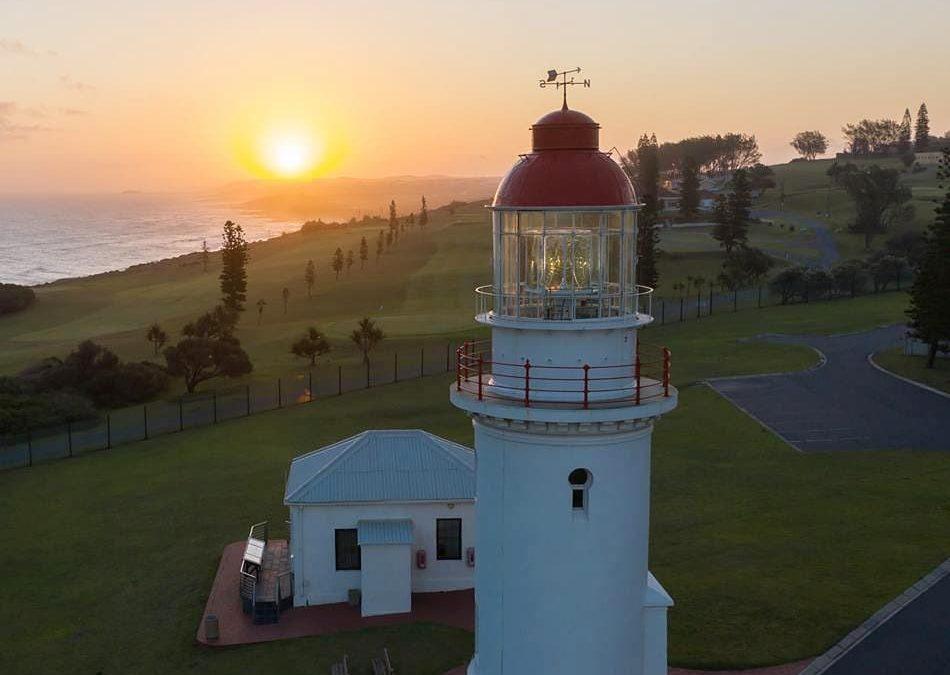 Hood Point Lighthouse